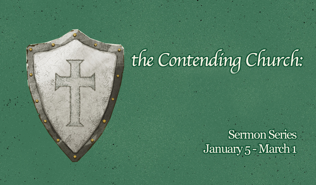 EFC Newport - Contending Church Series